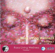 Rasa Living Wellness, Vol. 1, Deepak Chopra & Donna D'Cruz, New