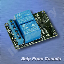 2-Channel Opto-Isolated Relay Module Low Trigger 5V Arduino / Raspberry PI