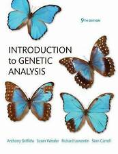 Introduction to Genetic Analysis by Griffiths, Anthony J.F., Wessler, Susan R.,