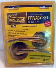 Gainsborough Renovator Series Julisa Privacy Leverset with Latch, BC (6530)