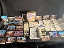 England Paper Postcards Lot Winchester Jane Austen Ships Emma Morecambre Photos