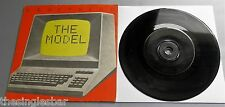 "Kraftwerk - The Model / Computer Love UK 1981 EMI 7"" Single P/S Label Error"