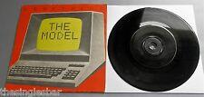 "Kraftwerk-el modelo/computadora Amor UK 1981 EMI 7"" error de etiqueta única P/S"