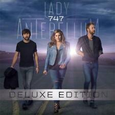 LADY ANTEBELLUM 747 3 Extra tracks CD NEW