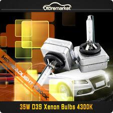 Heavy Duty D3S HID Xenon Headlight Bulbs For Audi A1 A4 A5 A6 A7 Q5 Q7 4300K 35W