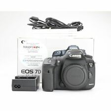 Canon EOS 7D Mark II + Gut (226944)