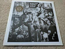 Sleater-Kinney - Live In Paris LP vinyl Sub Pop w/ MP3 download code