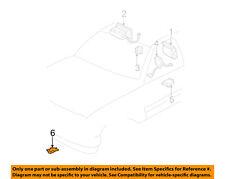 GM OEM Airbag Air Bag SRS-Front Impact Sensor 10370149