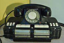 Soviet Russian Antique PHONE Director KD-6  BAKELITE ORIGINAL USSR CCCP