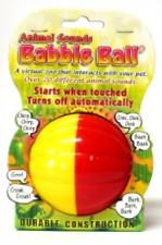 "Pet Qwerks Animal Babble Ball 3 1/8"" Large ABB1"