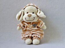 Babalu Hund Anzug Kapuze Schlafanzug Schmusetier Stofftier Kuscheltier 21 cm