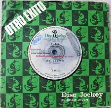 """JULY 7"""" PRO My Clown 1968 PSYCH Freakbeat SOUTHAMERICA Edition. DIFFERENT B-side"""