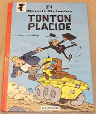 BENOIT BRISEFER -4- / Tonton Placide  / EO 1969 / BE-