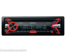 Autoradio e frontalini da auto Sony con controllo remoto e lettore CD