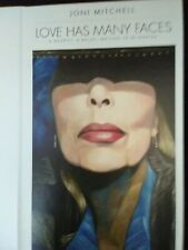 """Joni Mitchel Cd Collection """"Love Has Many Faces"""""""