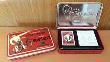 Coffret Metallique/ Boite Jeu 32 Cartes Velosolex - Solex (Neuf)