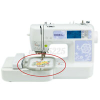 Embroidery Sewing Machine Frame Embroidered Hoop Craft  Box Set tools A