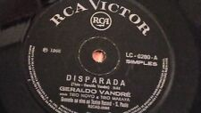 geraldo vandre disparada & canto aberto lc-6280 brasil pressing 1966