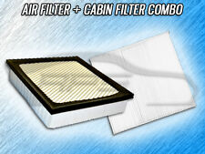 AIR FILTER CABIN FILTER COMBO FOR 2013-2017 JEEP GRAND CHEROKEE NON-DIESEL