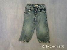 Boys 3 Years - Blue Denim Loose Fit Jeans - Gap