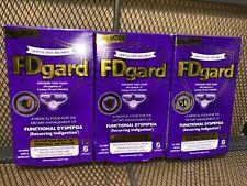 Новый fdgard для функциональная диспепсия 36 капсул несварение Exp 08/20 новый в коробке
