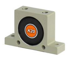 1PC New PNEUMATIC BALL VIBRATOR K20 Free Muffler