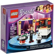LEGO Friends 41001 Mia's Magic Tricks SET disappearing rabbit minifigure SEALED