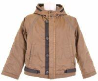 C.P. COMPANY Boys Windbreaker Jacket 11-12 Years Green Nylon  AY01