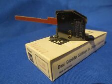 NOS Dual 1007 1007A 1008 1008A Turntable Spring Switch 207086 12D-U81 In Box