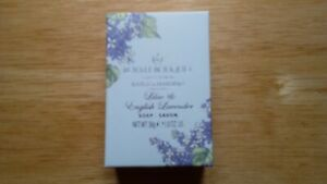 Royal Bouquet Lilac And English Lavender Soap Bar