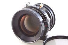 RODENSTOCK SIRONAR-N 210 mm f5.6 MC COPAL 1 F/4x5, 5x4 Chamonix, Ebony, Toyo.