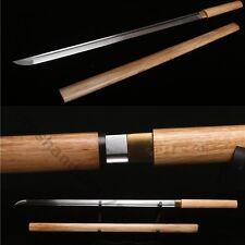 """39"""" FULL TANG BLADE JAPANESE SWORD KATANA 1060 CARBON STEEL BATTLE"""