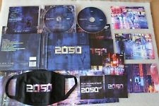 PEJA / Slums Attack - 2050 EP ( MAGIERA) DELUXE LIMITED EDITION z AUTOGRAFEM