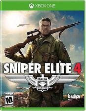 Sniper Elite 4 (Xbox One) BRAND NEW