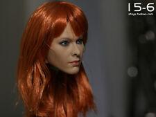 1/6 Kumik Toy Figure CG CY Girl Female Milla Jovovich Head Painted KUMIK15-6
