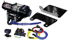 KFI A2000 Winch & Winch Mount Kit - Arctic Cat Alterra 400 450 500, 400/450 Core