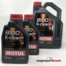Aceite Motor Motul 8100 X-Clean+ 5W30 C3, 7 litros