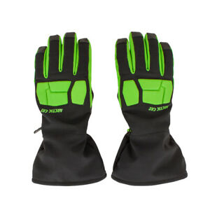 OEM Arctic Cat Men's Extreme Snowmobile Glove Green 5312-062 5312-068 Clearance