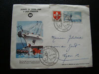 FRANCE - enveloppe 1er jour 12/3/1960 (journee du timbre) (cy71) french