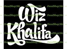 Wiz Khalifa - TGOD - YOLO - Vinyl Die-Cut Peel N' Stick Decals / Stickers