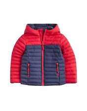 Joules Boys Red Cairn Pack Away Jacket Age 5 Years