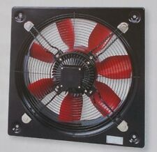 S&P HCBB/4-500/H AKA E500/4/1A PLATE MOUNT AXIAL FLOW FAN COMPACT HCBB SERIES