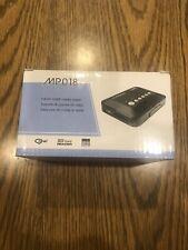 AGPTEK MP018 Full 1080p HD Hard Disk Media Player HDMI/AV Output Sd Card USB