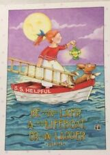 Mary Engelbreit Handmade Magnets-Be A Lamp, A Lifeboat or a Ladder