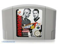 N64 / Nintendo 64 Spiel - International Superstar Soccer 98 Modul