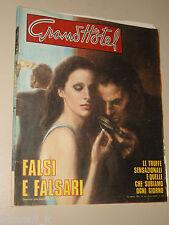 GRAND HOTEL=1978/34=GIUNI RUSSO MINO VERGNAGHI CANTASUD=PIERINA SCARPA=REDFORD=