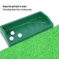 ABS Large Golf Ball Tray Golf Driving Range 100 Balls Trays Golfer Accessory US