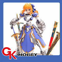 R41 UC 1:100 Fate Stay Night SABER ROBOT MG Conversion+decal eye [Unpainted]