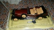 AUTO MODELLINO LATTA EPOCA TIN MODEL CAR VINTAGE