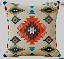 Brand New- Moroccan/Boho/Abstract cushion cover